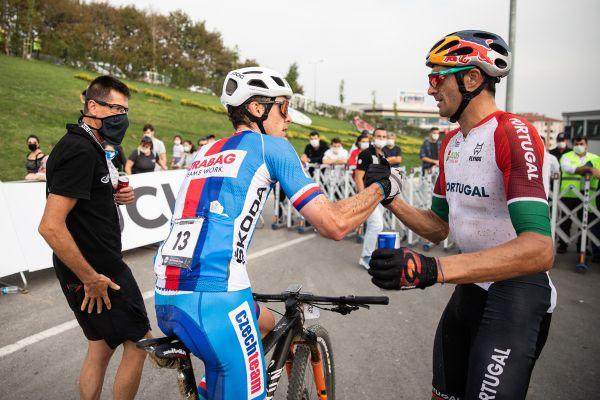 Martin Stošek a Tiago Ferreira