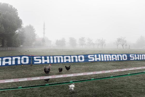 sobotní ráno na trati světového šampionátu