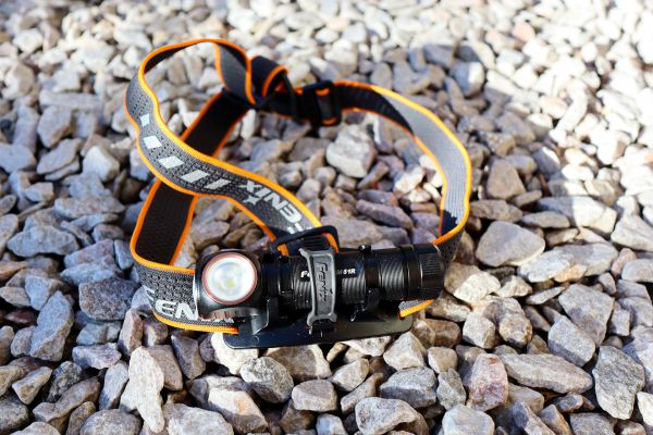 FENIX BC30 V2.0 a HM61R Amber