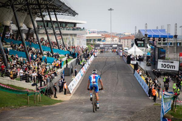 Kristian Hynek dojíždí na 6. místě