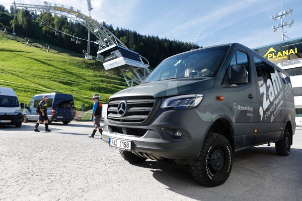 Mercedes Benz Bike Camp Schladmin 2020