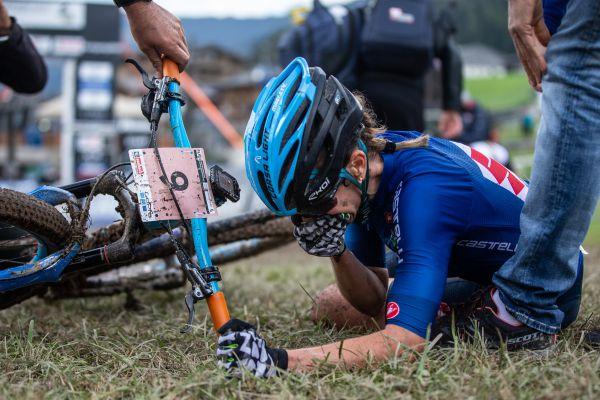 Eva Lechner po letech zajela závod
