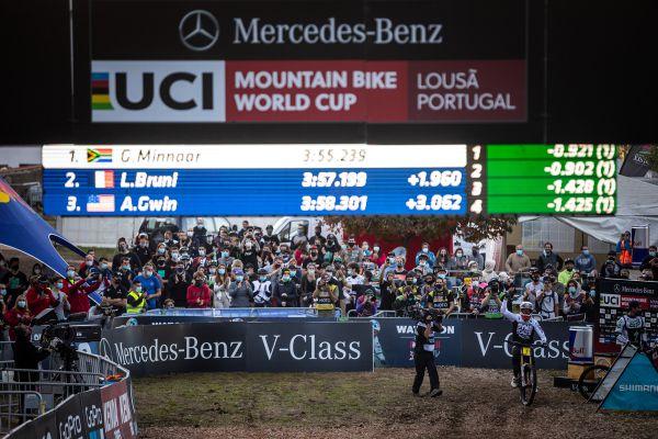 Greg Minnaar vyhrává svůj 22. závod SP