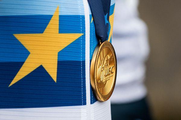 Mistrovství Evropy XCO 2020 - štafety