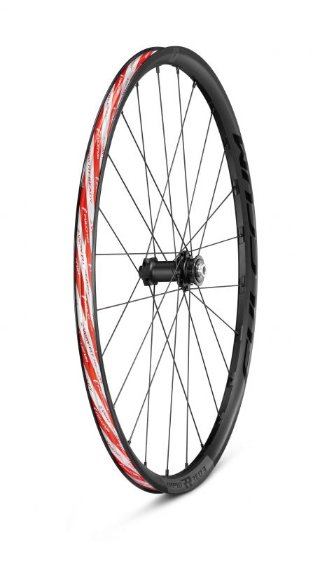 Fulcrum Rapid Red 3