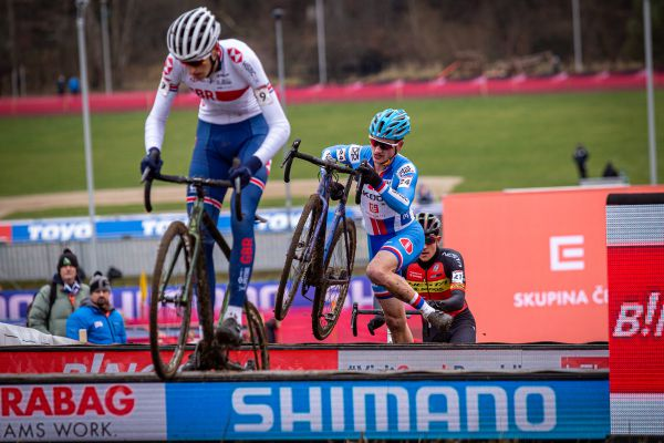 Jakub Říman ve skupince o 2. místo