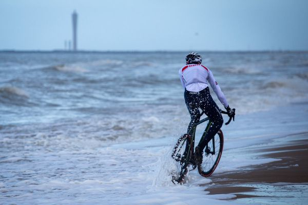 Mistrovství světa v cyklokrosu - Oostende 2021 - trénink