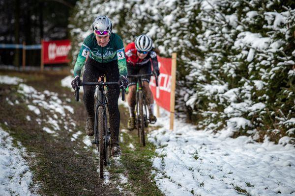MČR CX 2021 - trochu drama o poslední medaili v posledním kole