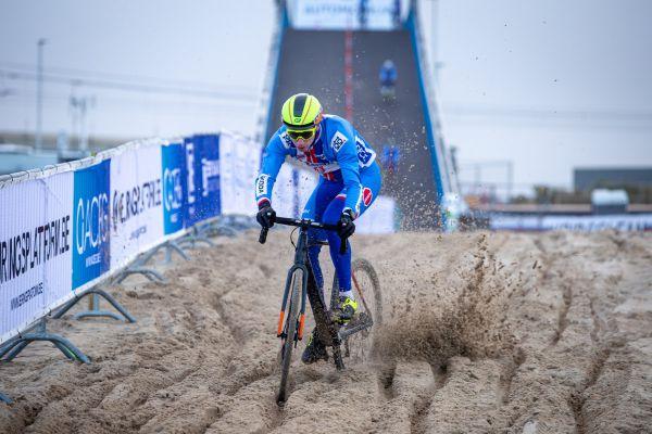 MS Oostende 2021 - trénink - Šimon Vaníček