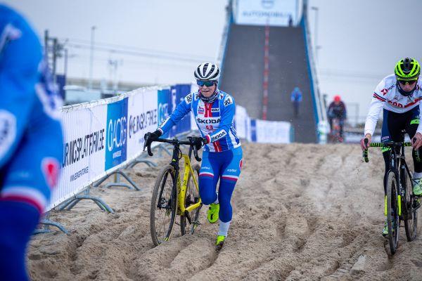 MS Oostende 2021 - trénink - Tereza Vaníčková