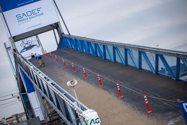 MS 2021 - Tereza Vaníčková se drápe na most