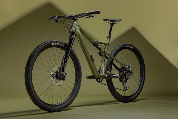 Cannondale Lefty Ocho 120