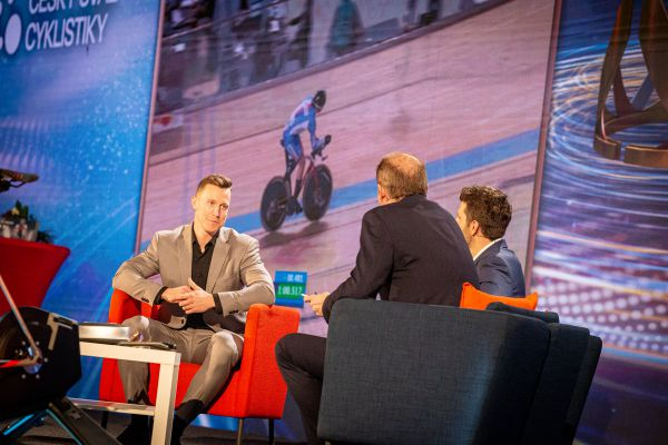 Král cyklistiky 2020 - Tomáš Bábek