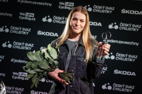 Král cyklistiky 2020 - Aneta Novotná