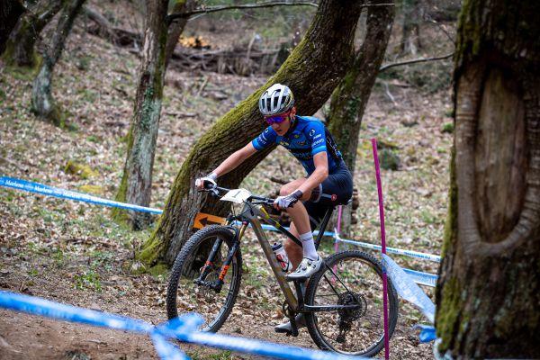 Nalles 2021 - nejrychlejší junior Adrien Boichis