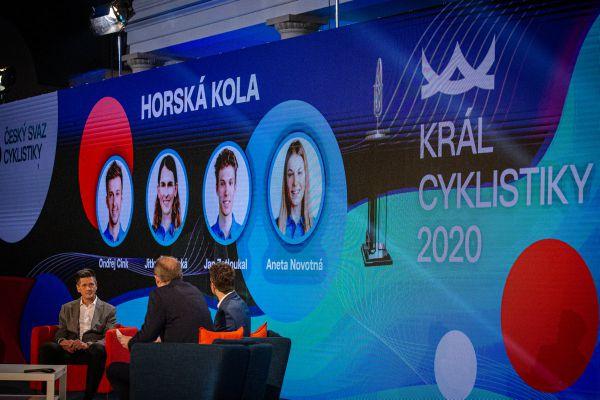 Král cyklistiky 2020 - Viktor Zapletal