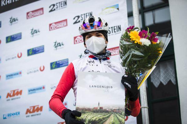 Kamptal Trophy 2021 - eine grosse Gratulation Frau Čábelická!