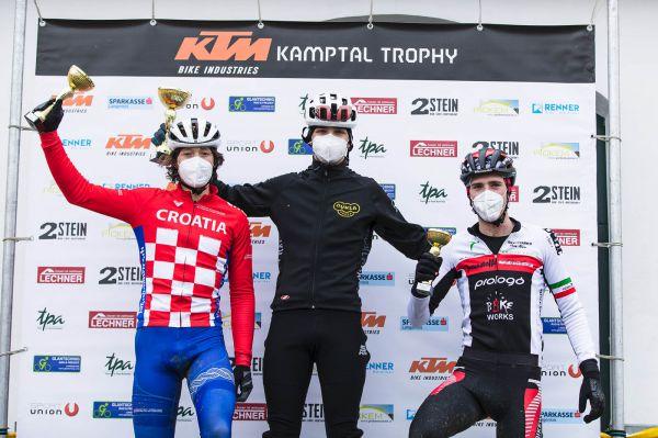 Kamptal Trophy 2021 - nejlepší trojka juniorů