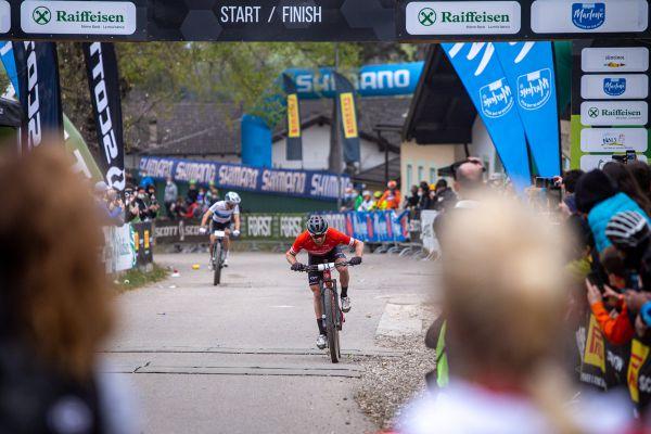 Nalles 2021 - těsné vítězství Mathiase Flückigera