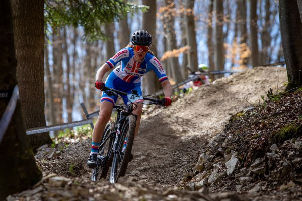 Albstadt '21 - juniors - Simona Spěšná