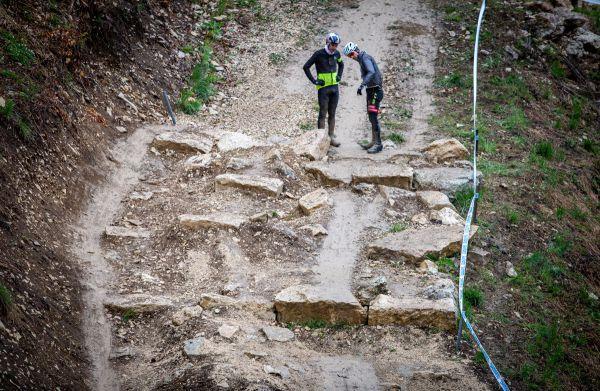 Albstadt 21 - trénink - tak kterou stopu Larsi?