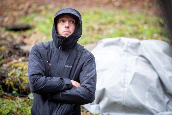 Albstadt 21 - trénink - a mistr světa Jordan Sarrou vše sledoval z povzdálí...