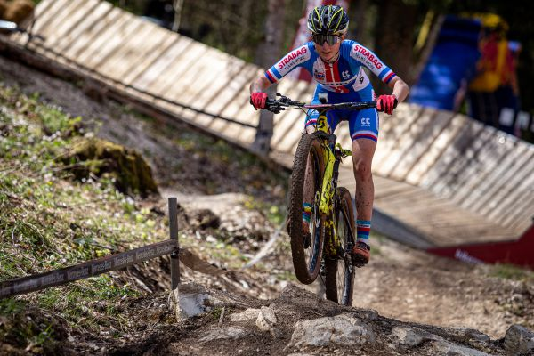 Albstadt '21 - juniors - Karolína Bedrníková