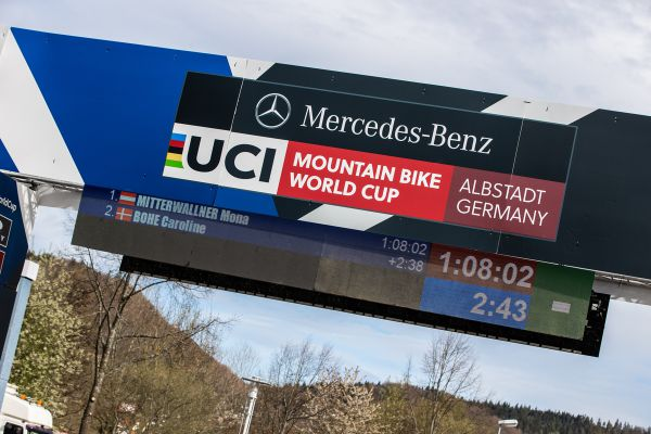 Světový pohár XCO #1 Albstadt - junioři & U23