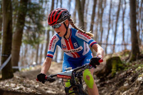 Albstadt '21 - juniors - Aneta Novotná