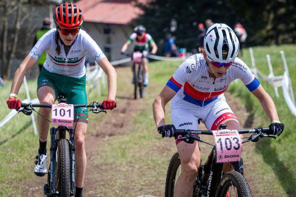 ČP'21 #1 Zadov - Jitka Čábelická a Daniela Campuzano