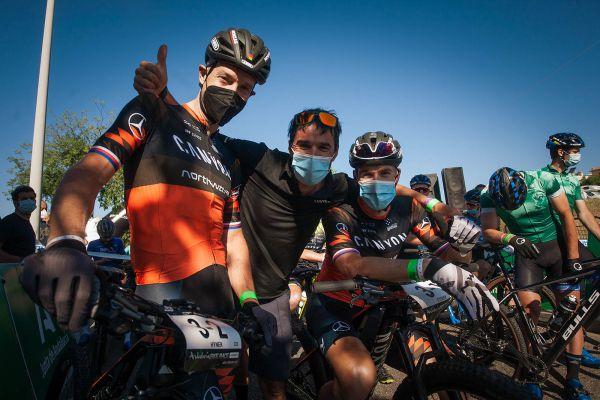 Andalucía Bike Race 2021 - 2. část