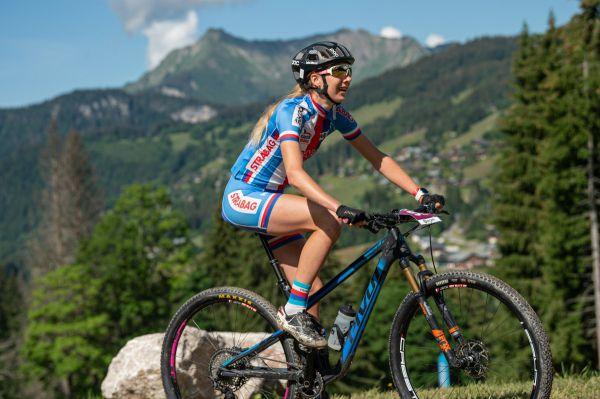 SP Les Gets 2021 - Adéla Holubová