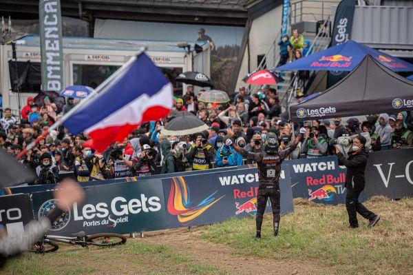 Světový pohár DHI #2 - Les Gets 2021