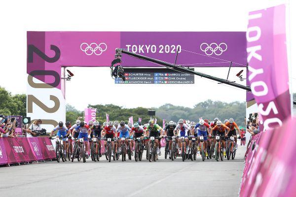 OH Tokio 2020 - start závodu
