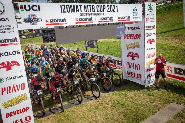 Český pohár XCO 2021 - #4 Hlinsko