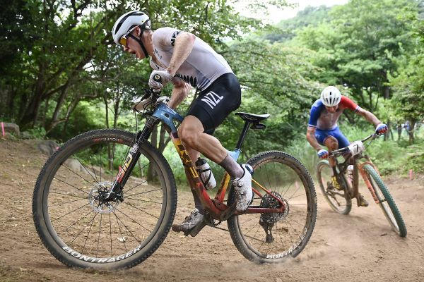 OH Tokio 2020 - Anton Cooper a Victor Koretzky si dojeli pro 6. a 5. místo