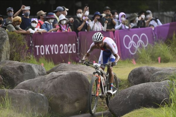 OH Tokio 2020 - Ondřej Cink
