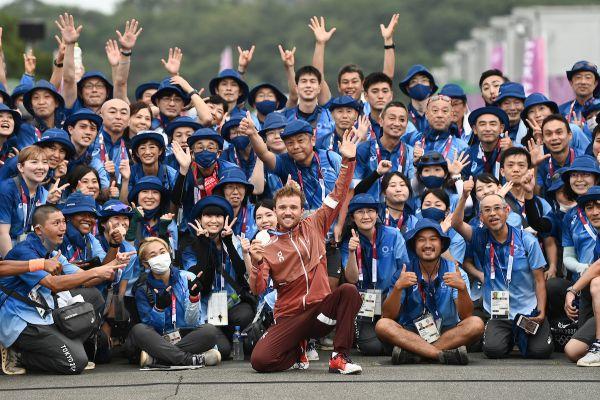 OH Tokio 2020 - Mathias Flückiger na svých druhých hrách vybojoval stříbro