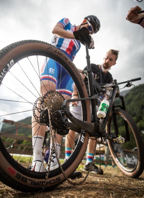 Mistrovství světa XCO - Val di Sole 2021 - trénink úterý