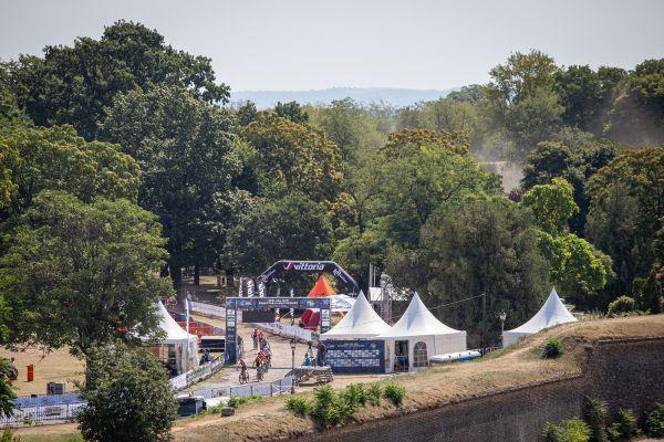 Mistrovství Evropy XCO - Novi Sad 2021 - sobota