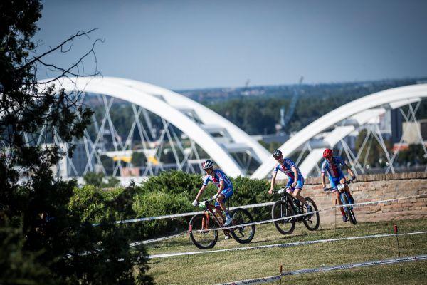 ME XCO 2021 - Novi Sad - trénink