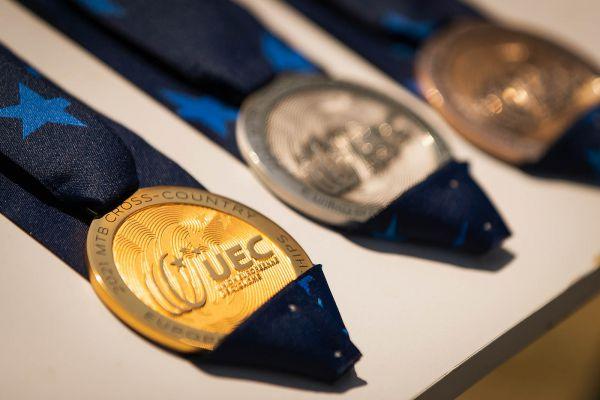 Mistrovství Evropy XCO - Novi Sad 2021 - neděle