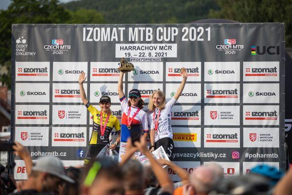 Mistrovství ČR XCO - Harrachov 2021 - XCO