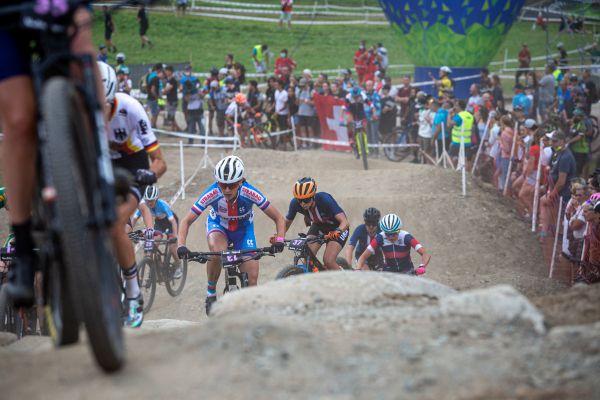 Mistrovství světa XCO - Val di Sole 2021 - short track