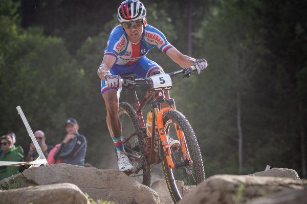 Mistrovství světa XCO - Val di Sole 2021 - Elite