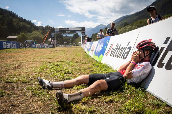 MS 2021 - junioři - Švýcar Nils Aebersold pomýšlel výš než na bronz