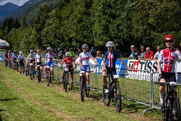 Mistrovství světa XCO - Val di Sole 2021 - štafety