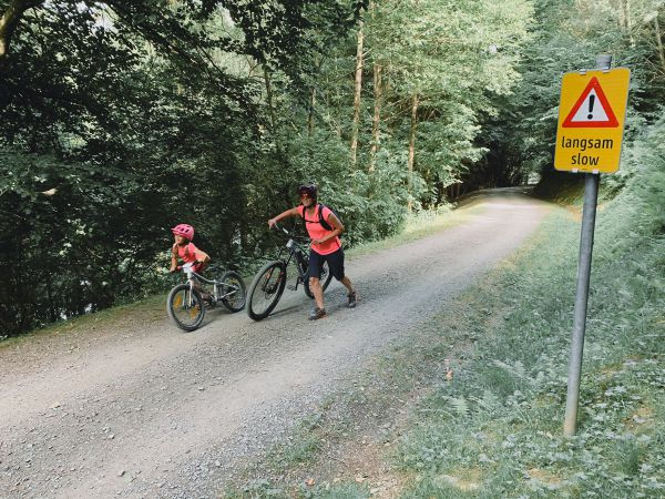 Gaspiho rodinný výlet do Korutan