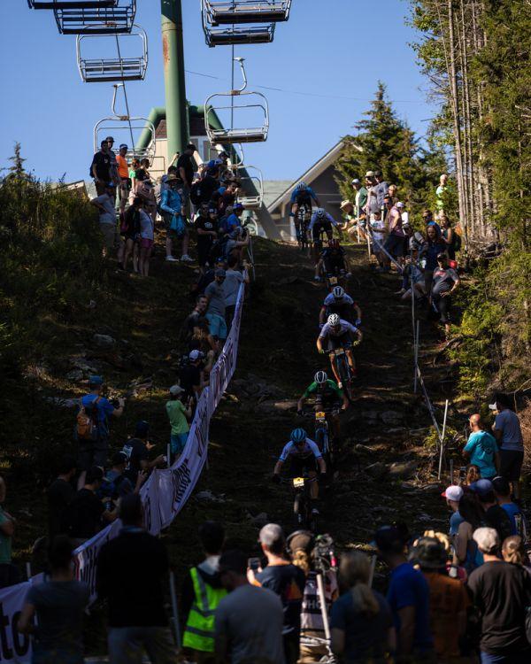Světový pohár XCO #6 2021 - Snowshoe
