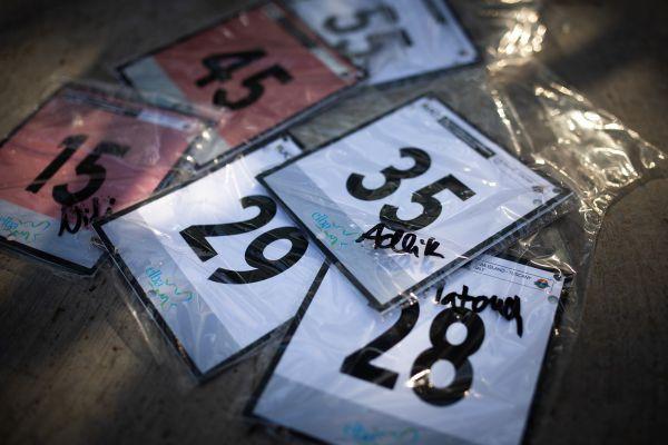 Mistrovství světa v maratonu - Elba 2021